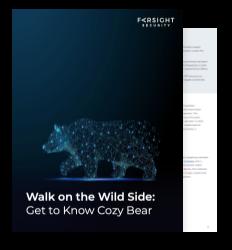 Cosy Bear Cover