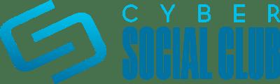 CyberSocial Club Logo