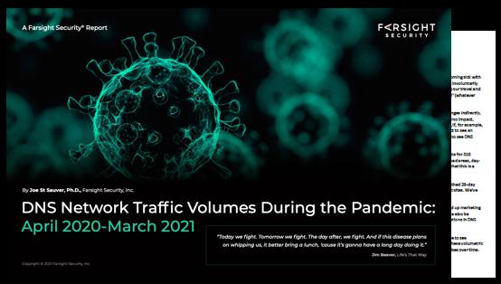 Pandemic II report cover